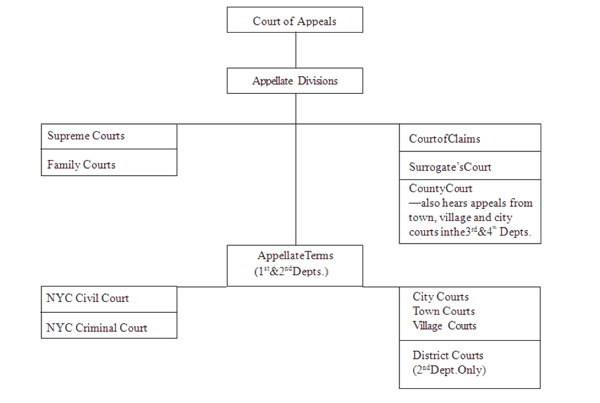 a look at the judicial system of the united states Courts follow the doctrine of precedent, or stare decisis (let the decision stand),   the intermediate appellate courts in the federal system are the united states.